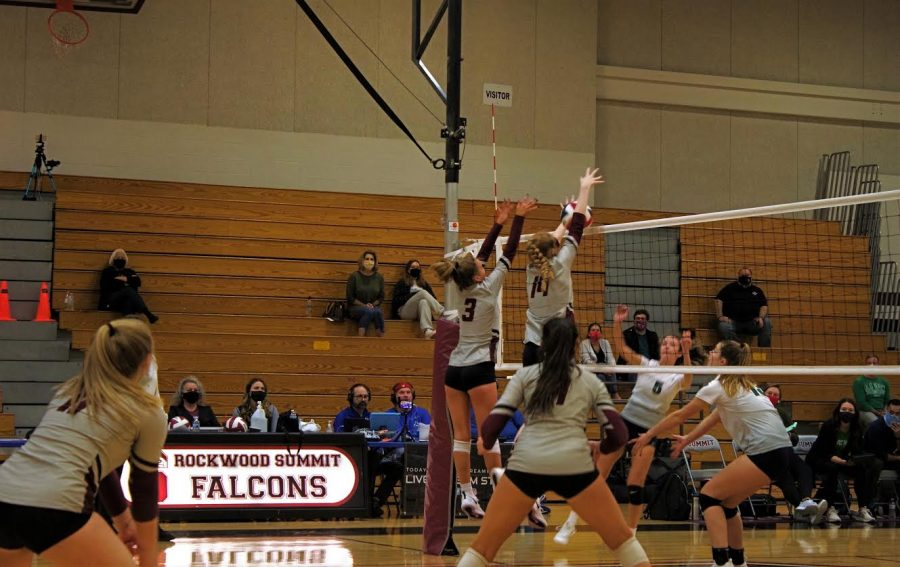 Historic season for Girls Volleyball ends in Sectionals
