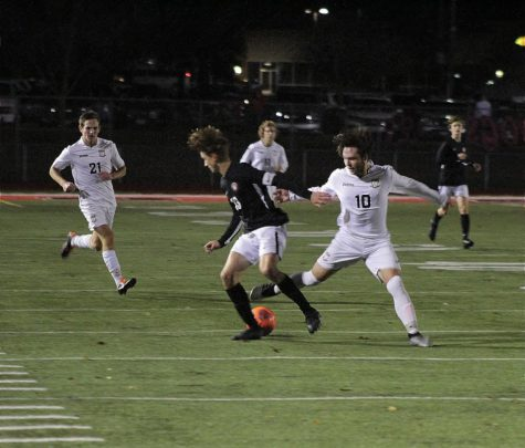 Boys soccer falls in Sectionals